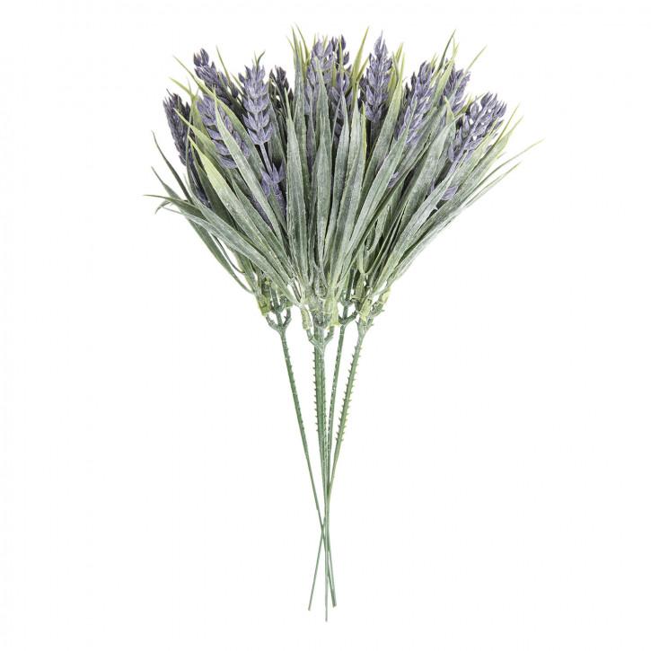 Dekoration Lavendel 25 cm