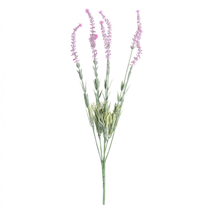 Dekoration Lavendel 46 cm