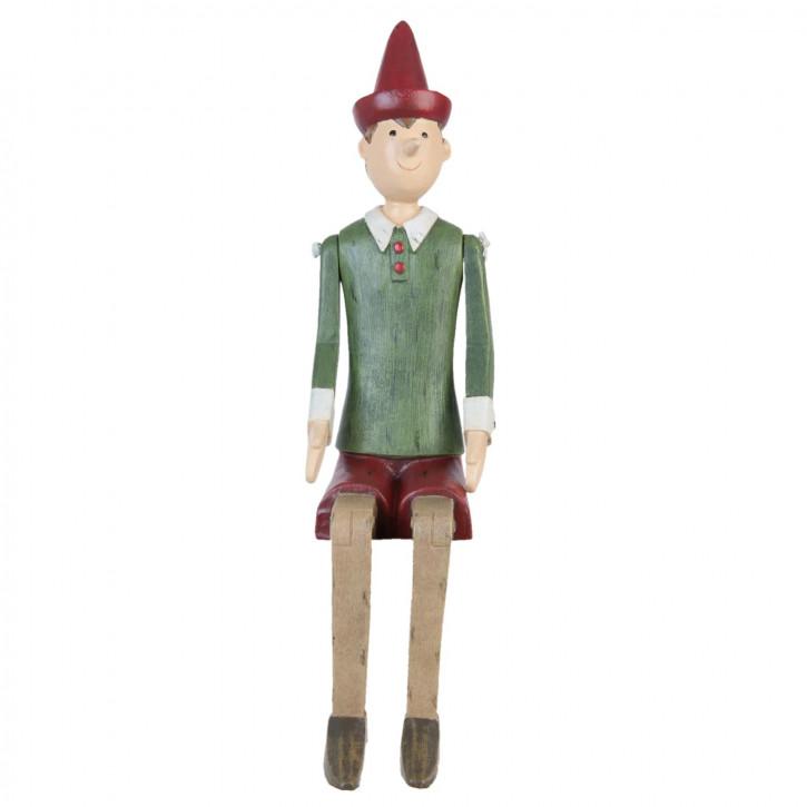 Pinocchio 10x15x37 cm