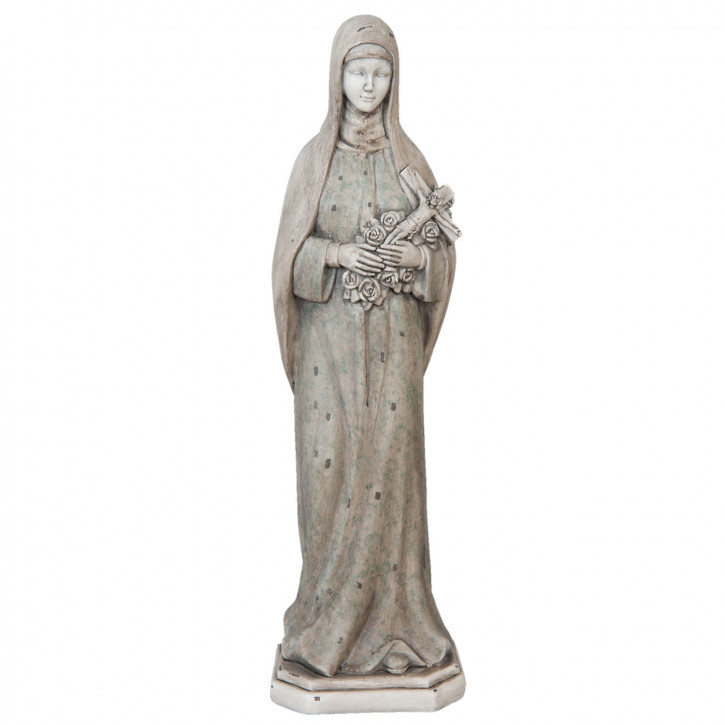 Mary statue 10x9x35 cm