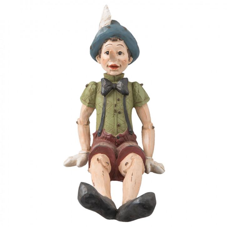Pinocchio 23x15x22 cm