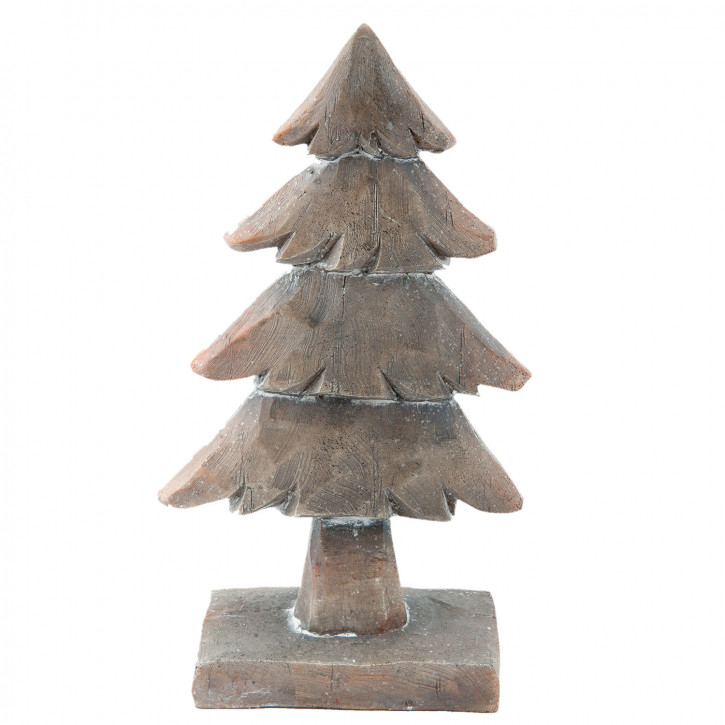 Christmas tree 12x5x21 cm