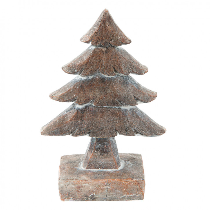 Christmas tree 10x4x14 cm