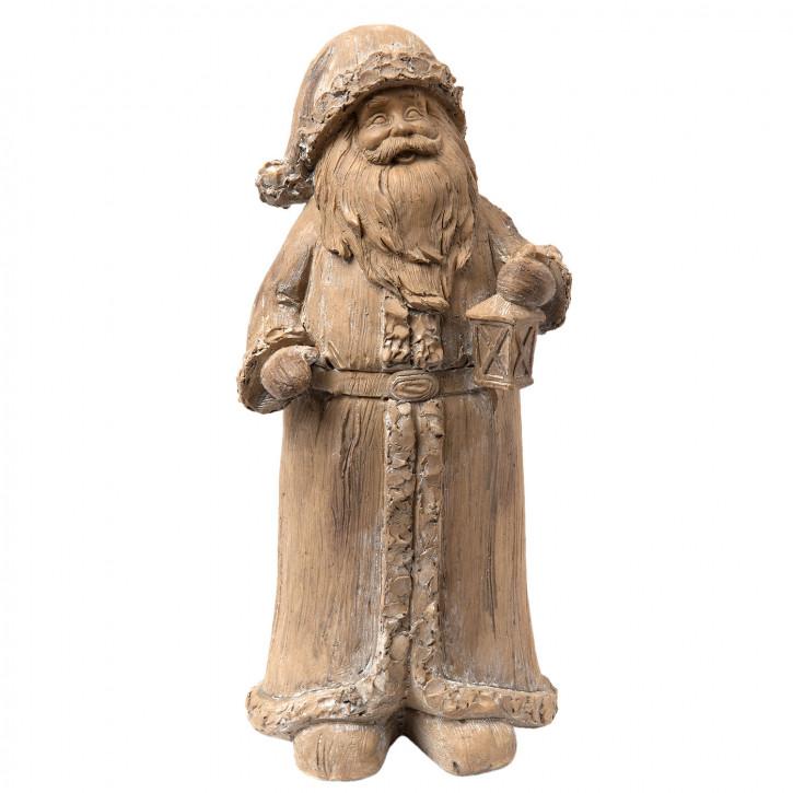Weihnachtsmann 11x9x24 cm