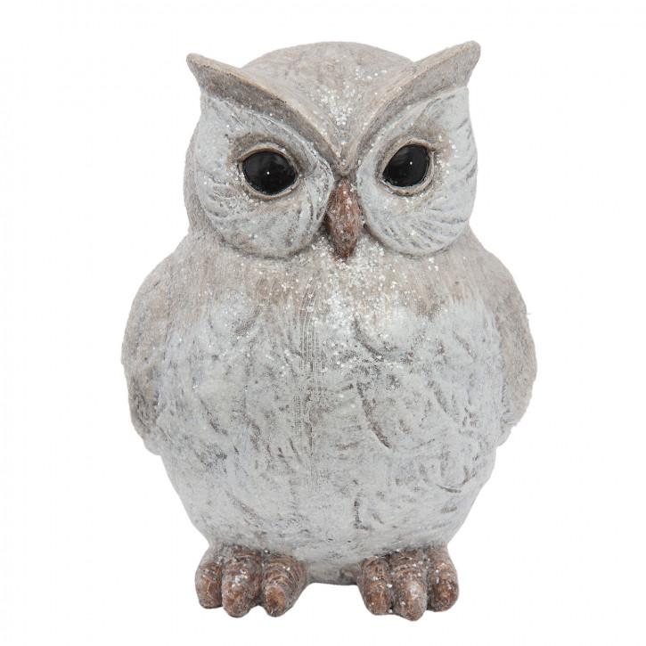 Owl 9x11x14 cm