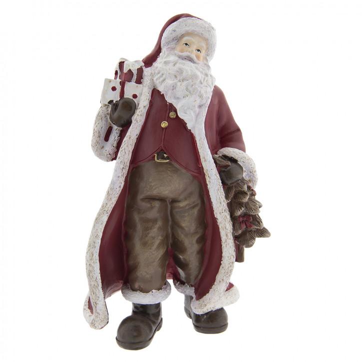 Weihnachtsmann 12x11x26 cm