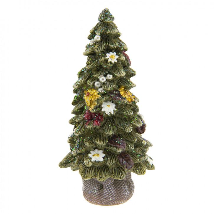 Weihnachtsbaum 8x8x16 cm