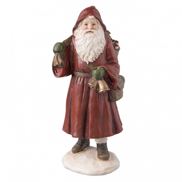 Weihnachtsmann 7x6x17 cm