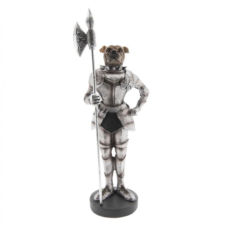 Dekoration Hund 13x9x33 cm