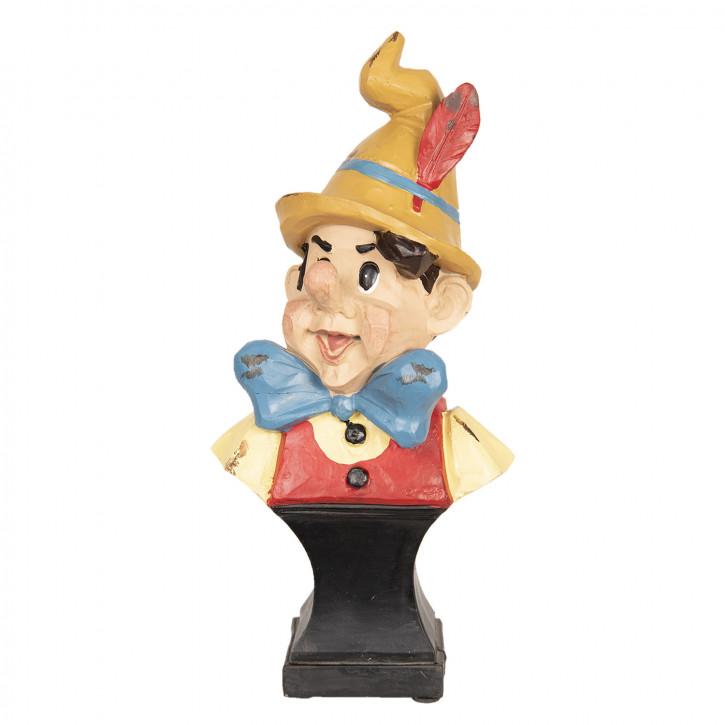 Pinocchio 11x8x24 cm