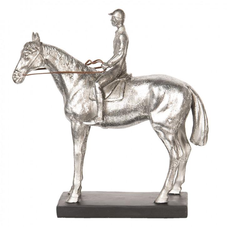 Dekoration Pferd 26x9x27 cm
