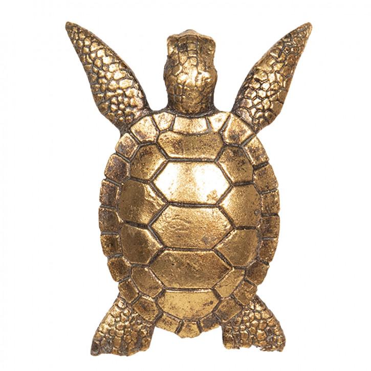 Dekoration Schildkröte 13x10x5 cm