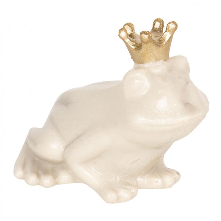 Dekoration Frosch 11x8x9 cm