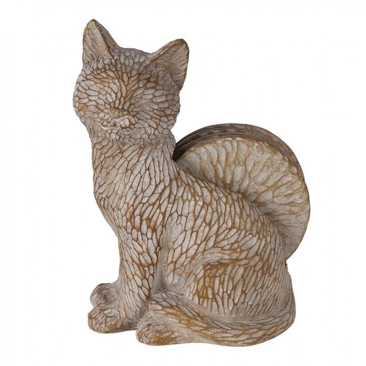 Dekoration Fuchs» 14x9x19 cm