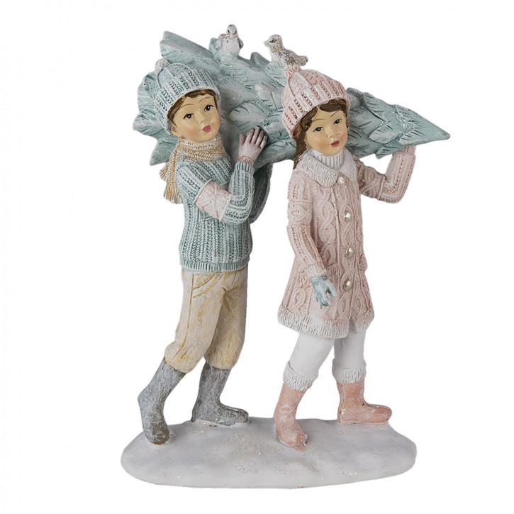 Dekoration Kinder» 12x6x15 cm