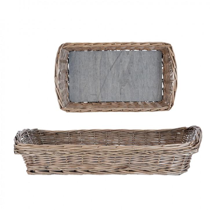 Basket 47x28x10 cm