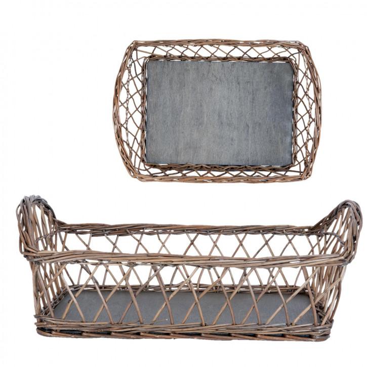 Basket 51x37x19 cm