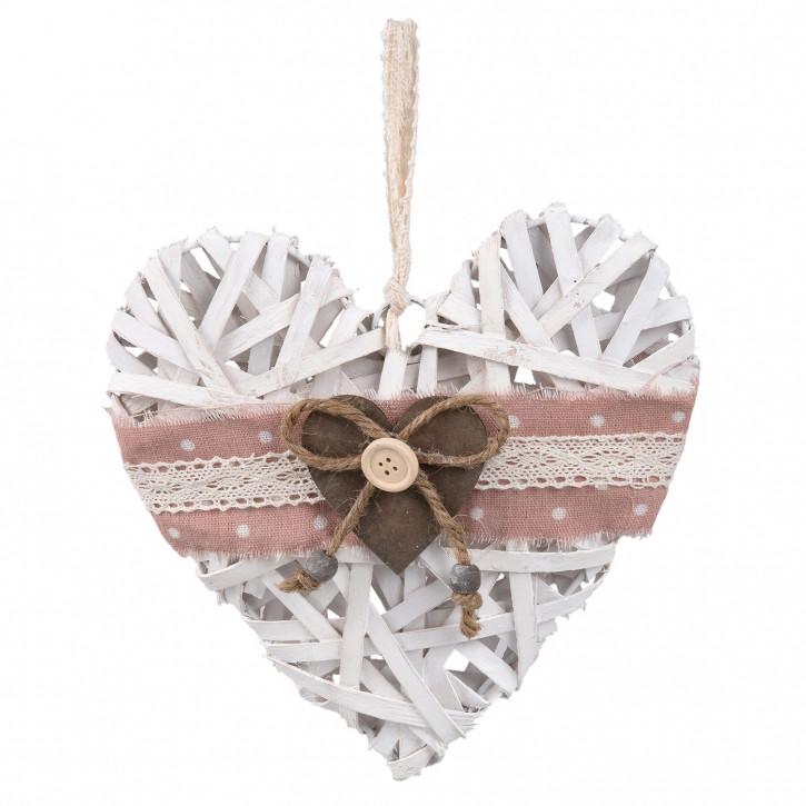 Girlande heart 20x20x2 cm