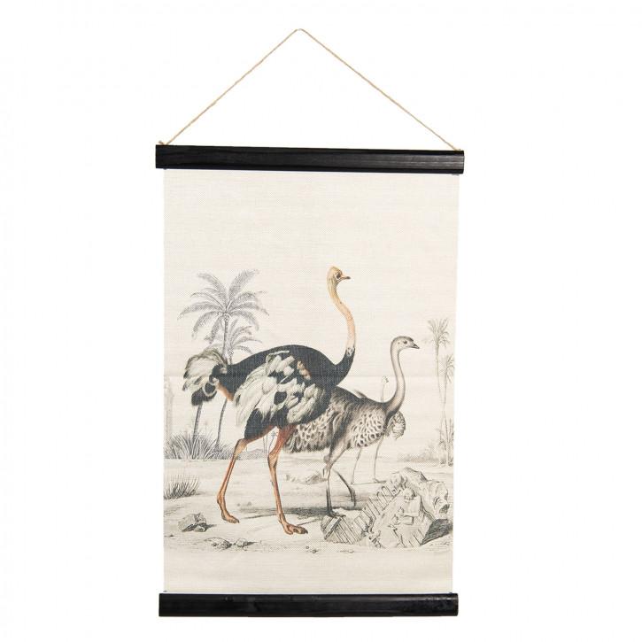 Wandkarte 40x2x60 cm