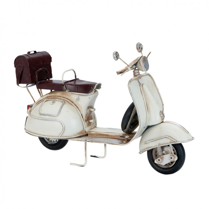 Modell motorroller 26x10x17 cm