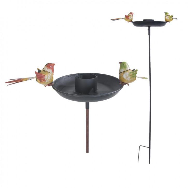 Bird feeder 36x12x119 cm