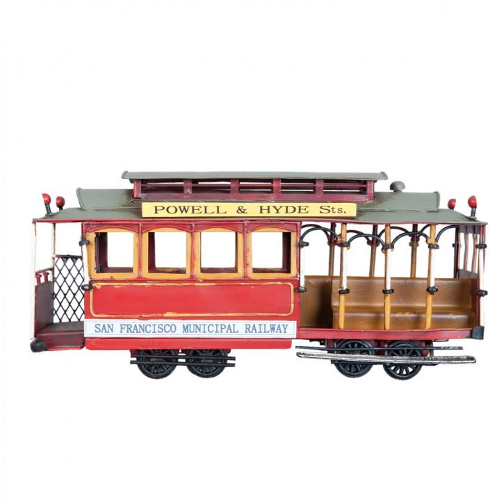 Blechmodel wagon32x11x15 cm