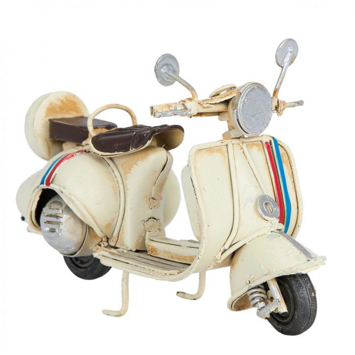 Modell Motorroller 11x5x7 cm