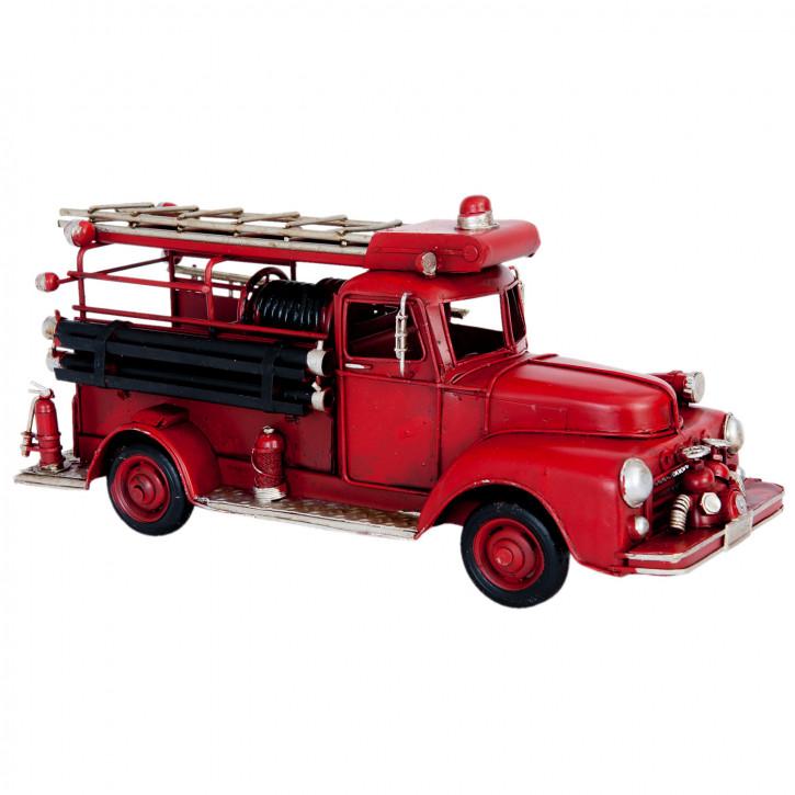 Blechmodel fire engine 31x11x14 cm