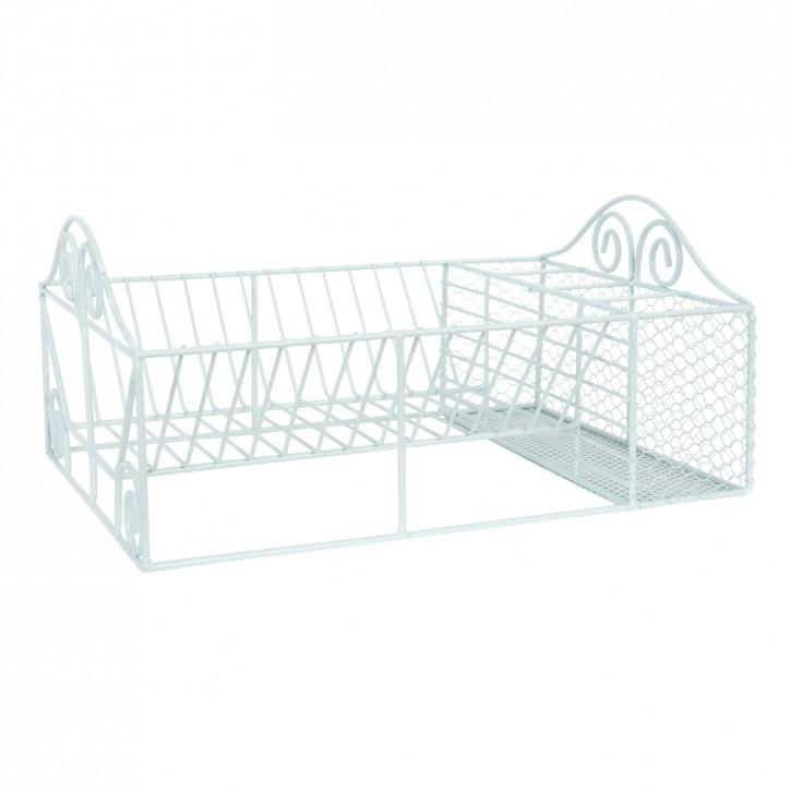 Iron rack 39x27x18 cm