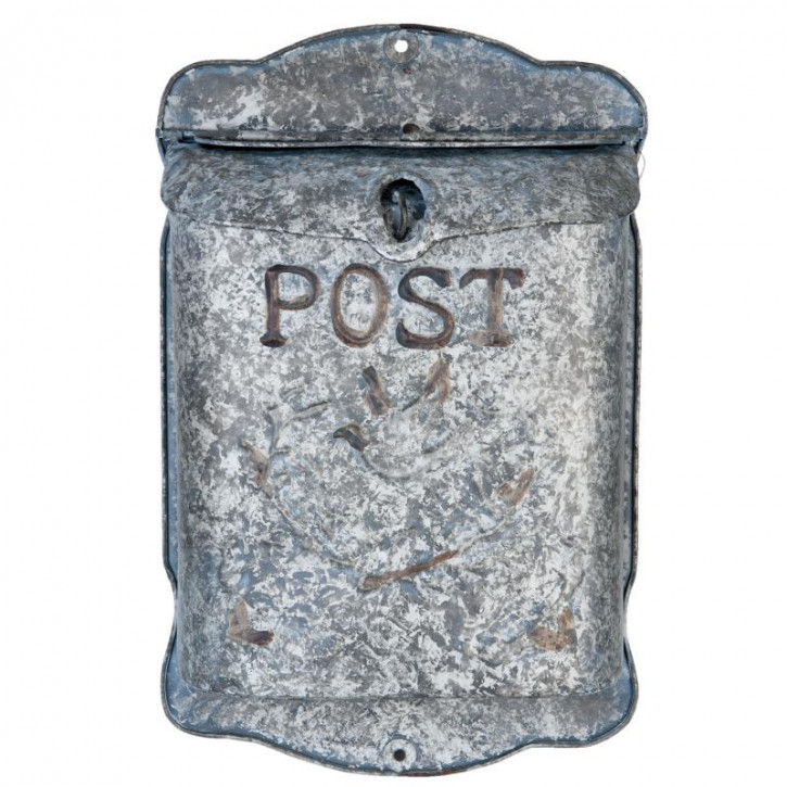 Mailbox 25x10x39 cm
