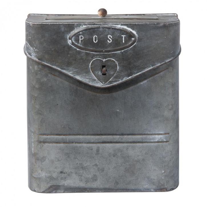 """Briefkasten """"Post"""" 24x10x29 cm"""