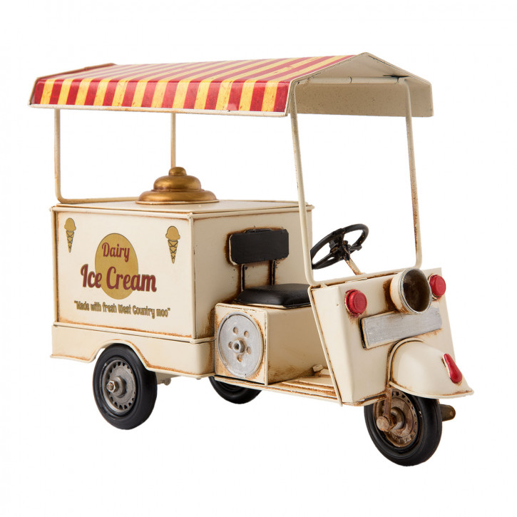 Ice cream cart 29x22x12 cm