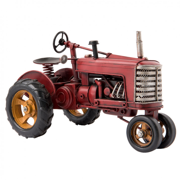 Blechmodel Tractor 27x15x18 cm