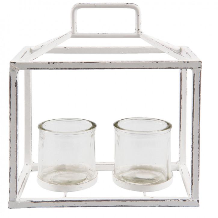 Teelichthalter 23x13x27 cm