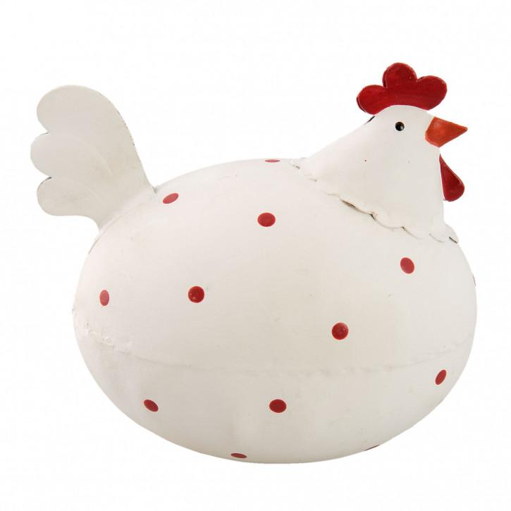 Decoration chicken 9x8x6 cm