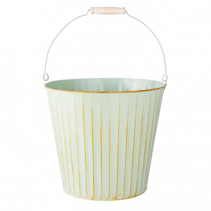 Dekoration bucket Ø 29x27 cm / 9L