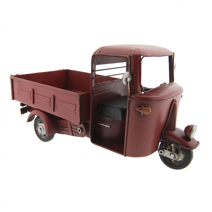 Modell Dreirad 29x13x15 cm