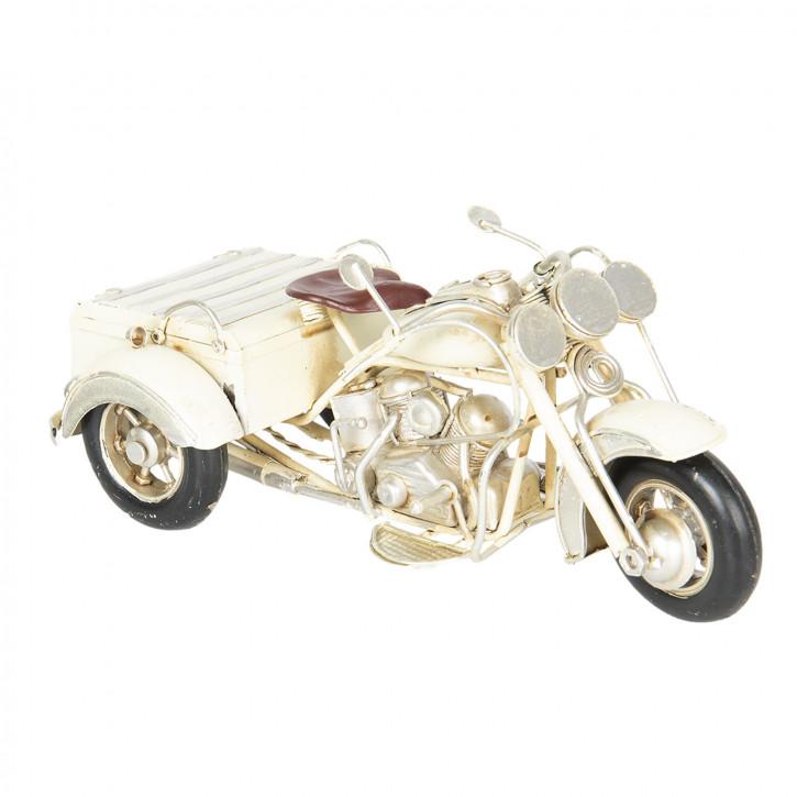 Modell Motorrad 22x11x11 cm
