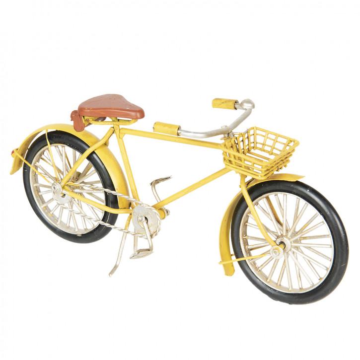 Modell Fahrrad 23x7x11 cm