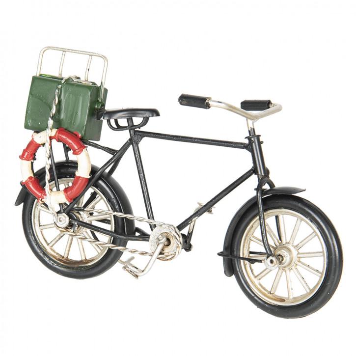 Modell Fahrrad 16x6x10 cm