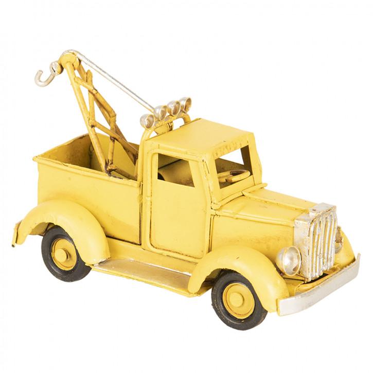Modell Abschleppwagen 12x5x6 cm