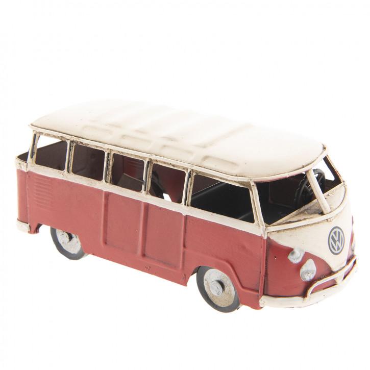 VW Bus Modell lizenziert 14x6x6 cm