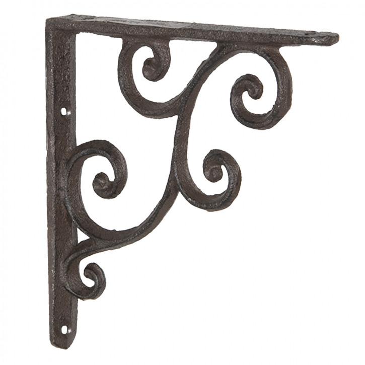 Shelf bracket 14x14x2 cm