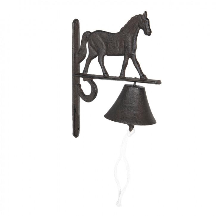 Bell horse 20x11x27 cm