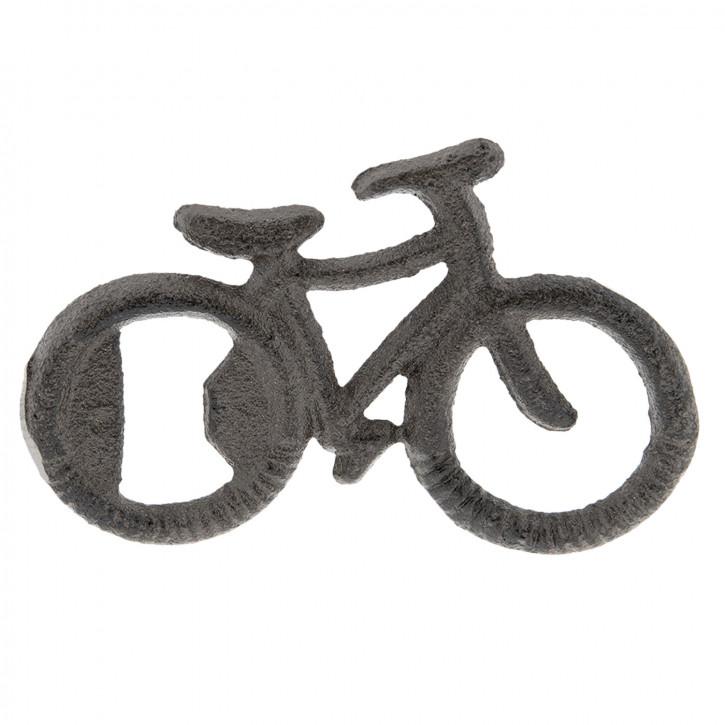 Flaschenöffner Fahrrad 11x7x1 cm