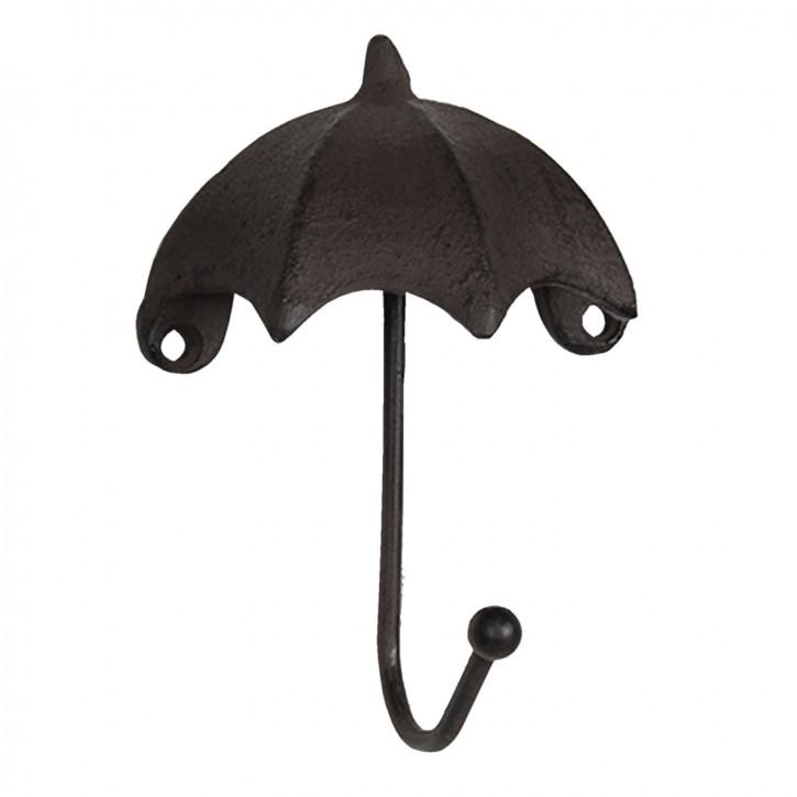 Wall hook umbrella 10x5x13 cm
