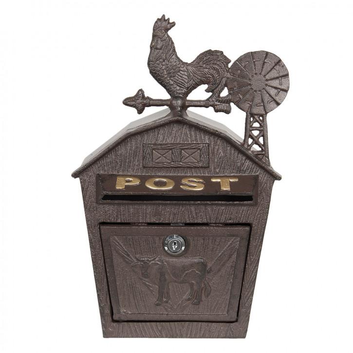 Mailbox 24x9x38 cm