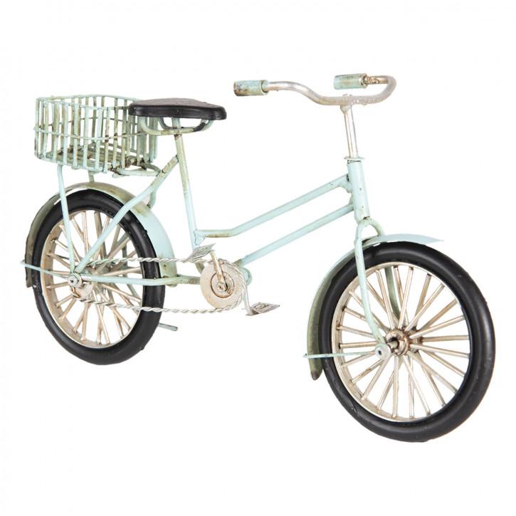 Modell Fahrrad 23x7x13 cm