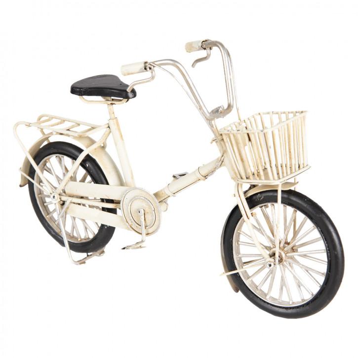 Modell Fahrrad 23x6x15 cm