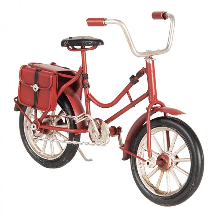 Modell Fahrrad 16x5x10 cm